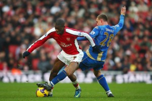 Arsenal vs. Portsmouth - Premiership
