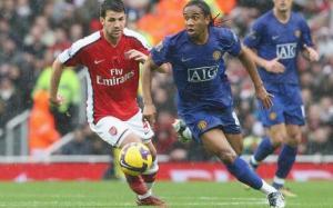 Arsenal vs. Manchester United - UEFA Champions League Semi Finals